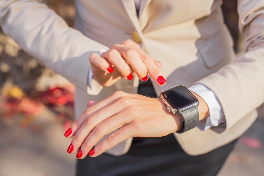beste smartwatch dames