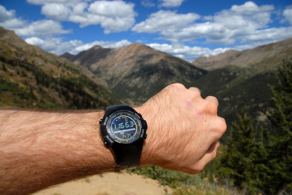 beste outdoor horloge